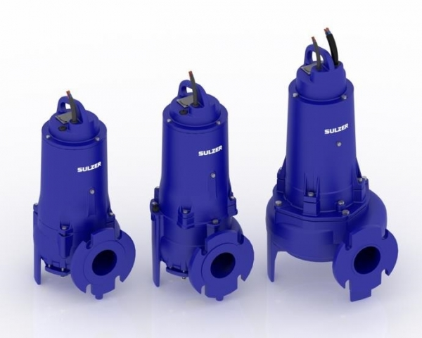 ABS/Sulzer Submersible Pumps | ABS/Sulzer Submersible Mixers