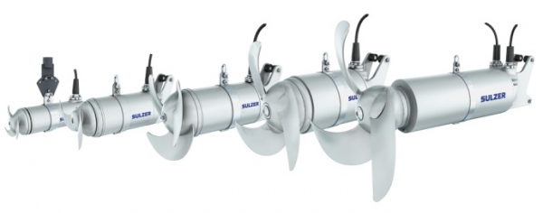 Submersible Mixers | Sulzer/ABS Wastewater Mixers