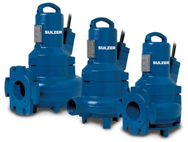 Submersible Pumps | Sulzer/ABS Wastewater Pumps